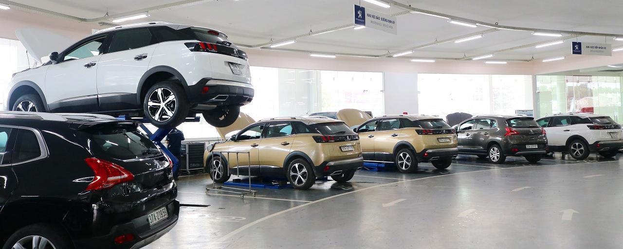 Trải nghiệm dịch vụ đẳng cấp cùng Peugeot Giải Phóng | Peugeot Giải Phóng | 0983688018